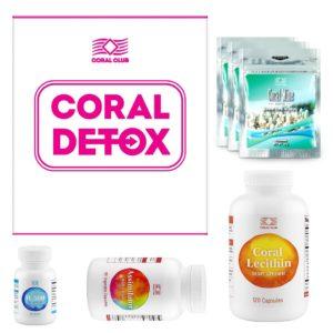 Nopirkt Coral Detox