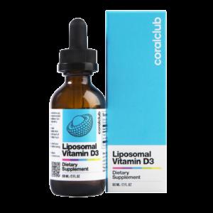 Liposomālais D3 vitamīns
