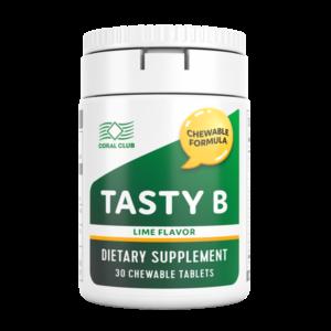 B grupas vitamīnu komplekss Tasty B